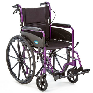 Vista 8 Aluminium Wheelchair