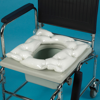 Commode Pressure Gel Cushion Commode Cushion Pressure