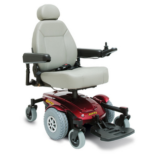 Pride Jazzy Select 6 Electric Wheelchair Powerchairs