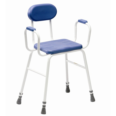 Deluxe Perching/ Kitchen/ Shower Stool