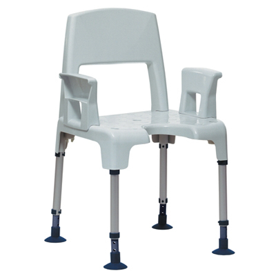 white back shop shower drive chair with medical folding bathroom safety plastic