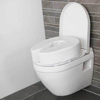 Magnificent Atlantis Soft Padded Raised Toilet Seat Foam Toilet Cushion Careco Caraccident5 Cool Chair Designs And Ideas Caraccident5Info