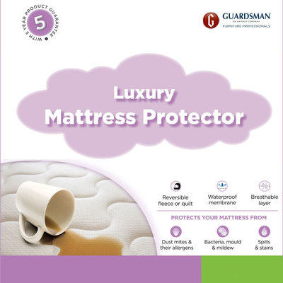 Guardsman Mattress Protectors Luxury