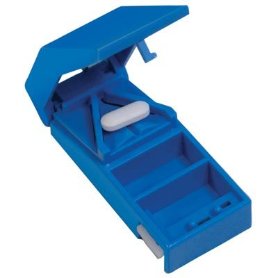 Lockable Pill Cutter