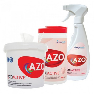 AZOACTIVE Multi-Surface Disinfectant spring cleaning