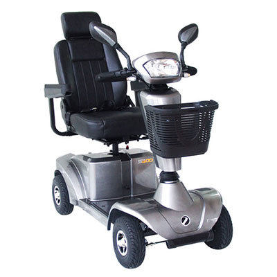 S400 Compact Mobility Scooter