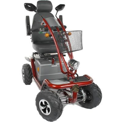 Mayan AC All-Terrain Mobility Scooter