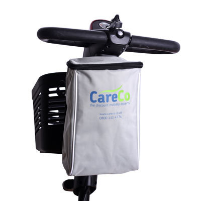 Mobility Scooter Tiller Security Bags