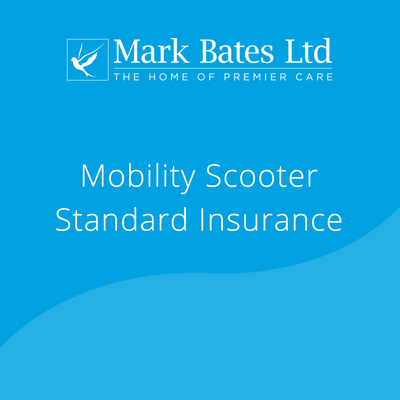 1 Year Standard Mobility Scooter Insurance