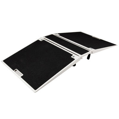 7in Folding Fibreglass Ramp