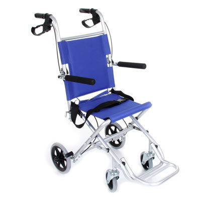 Ambulance Plus Transfer Chair, Lightweight Travel Chair