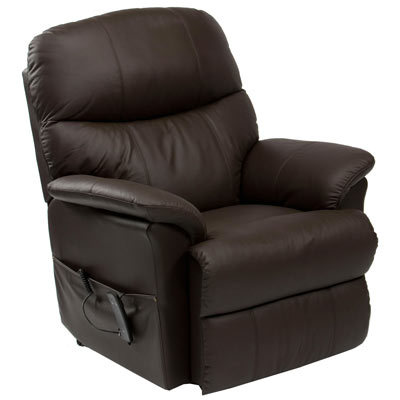 Montreal Leather (Dual Motor) armchair