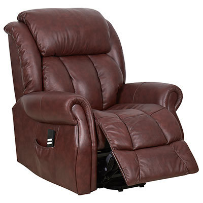 ... Lynton Rise Recliner With Heat U0026 Massage ...