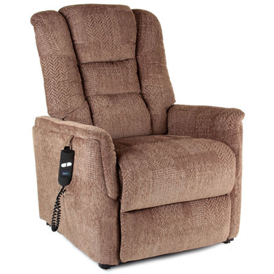 Aspen Riser Recliner Chair Dual Motor CareCo Riser Recliner – Aspen Chair