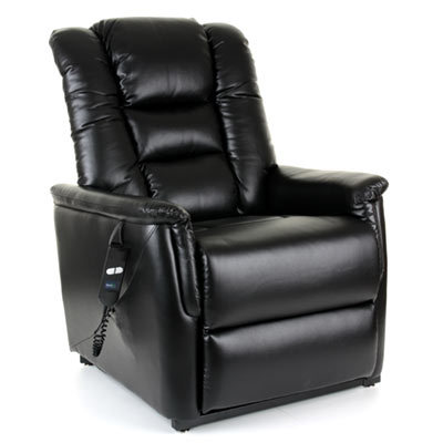 Dakota Riser Recliner (Dual Motor) PVC faux leather