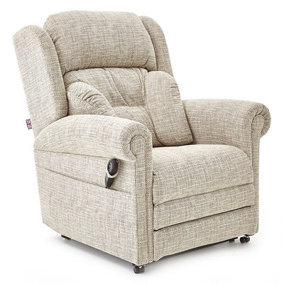 Oakdale front view armchair