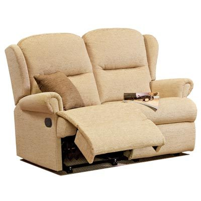 Malvern Fabric 2-Seater Sofa