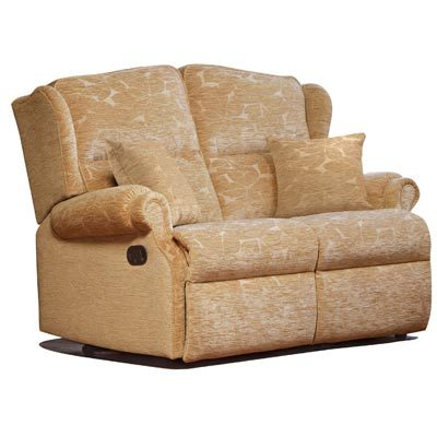 Claremont Leather 2-Seater Soft