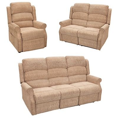 Regent 3 piece suite opt 1 regent 3 piece sofa set for Furniture 3 piece suites