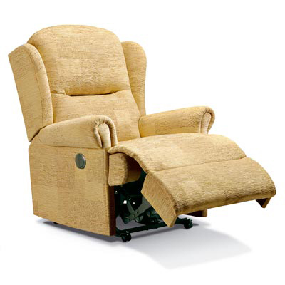 Malvern Fabric Electric Recliner