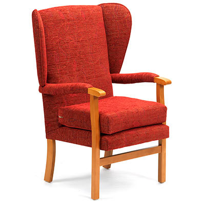 Jubilee Fireside Chair, Jubilee High Seat Chair
