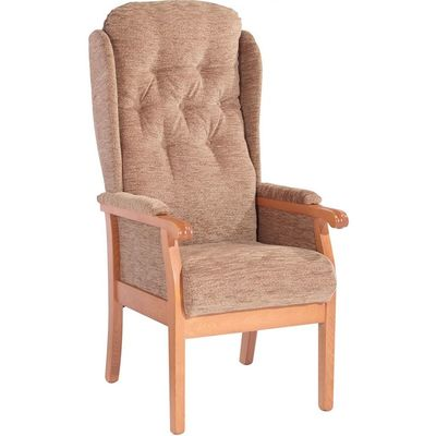 Rivington High Back Fireside Chair Careco