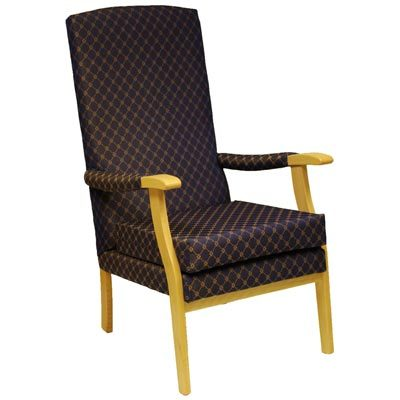 Chair for elderly high seat orthopedic high seat chair for Comfortable chairs for seniors
