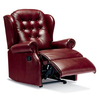 Sherborne Lynton Leather Manual Recliner