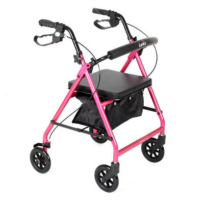 Endeavour Breast Cancer Awareness Rollator