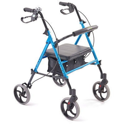 Breeze 8 Height Adjustable Rollator