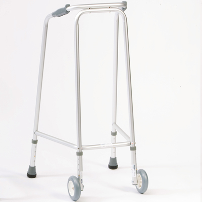 Drive Ultra Narrow Walker with Wheels