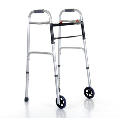Terrific Zimma Folding Walker With Wheels Ibusinesslaw Wood Chair Design Ideas Ibusinesslaworg