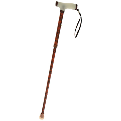 Folding Walking Stick Glow Grip