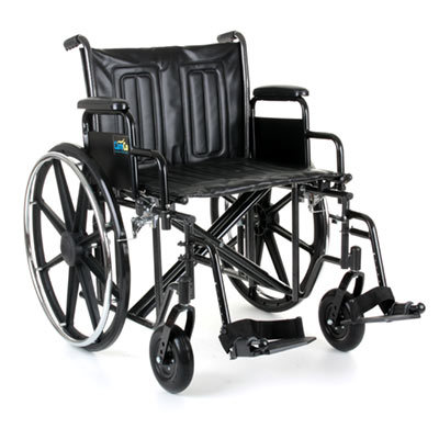 CareCo Explorer Heavy Duty Self-Propelled wheelchairs