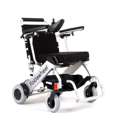 Foldawheel Electric Wheelchair Powered Wheelchairs