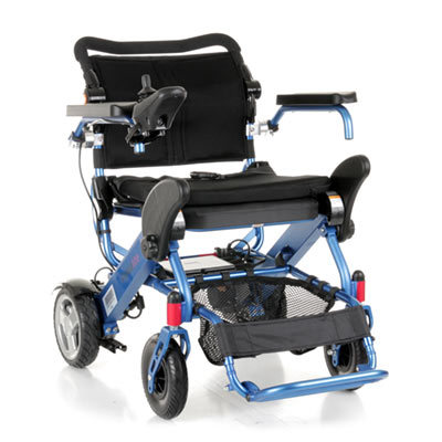 Foldalite Electric Wheelchair, Electric Wheelchair, CareCo