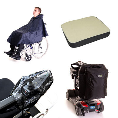 Powerchair Accessory Pack