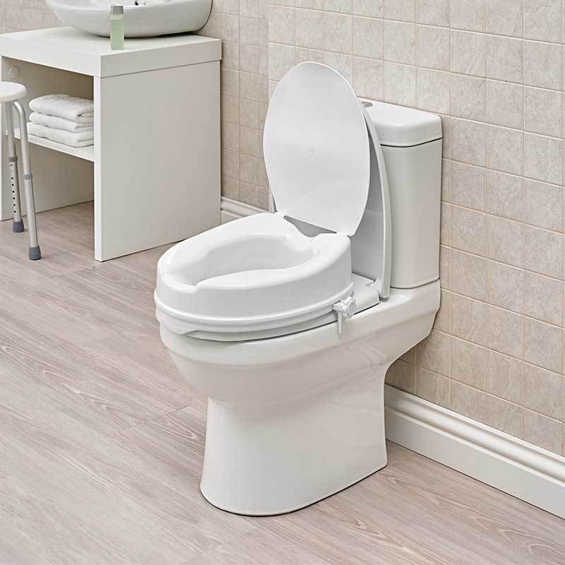 Phenomenal 2 Inch Toilet Seat Riser Caraccident5 Cool Chair Designs And Ideas Caraccident5Info