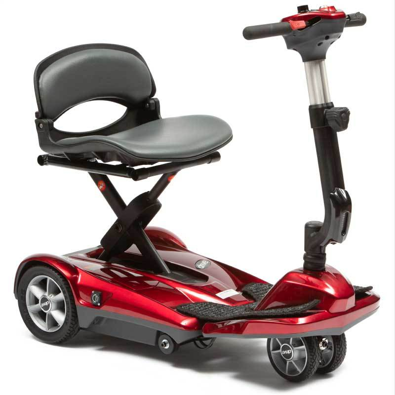 Iwhizz Electric Foldable Mobility Scooter Careco