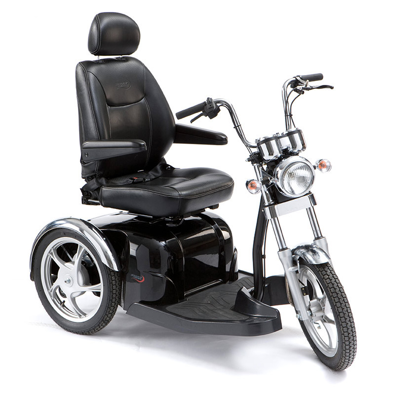 Sport Rider 3 Wheel Road Mobility Scooter Chopper Style