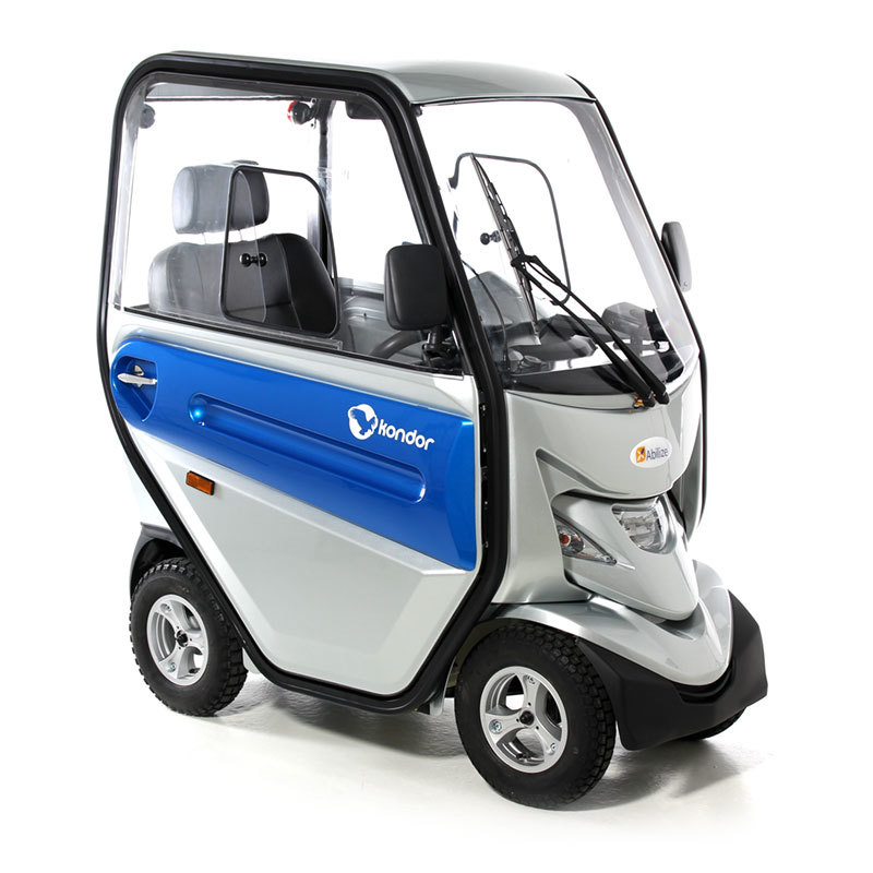 Abilize Kondor Cabin Mobility Scooter Road Mobility Scooter