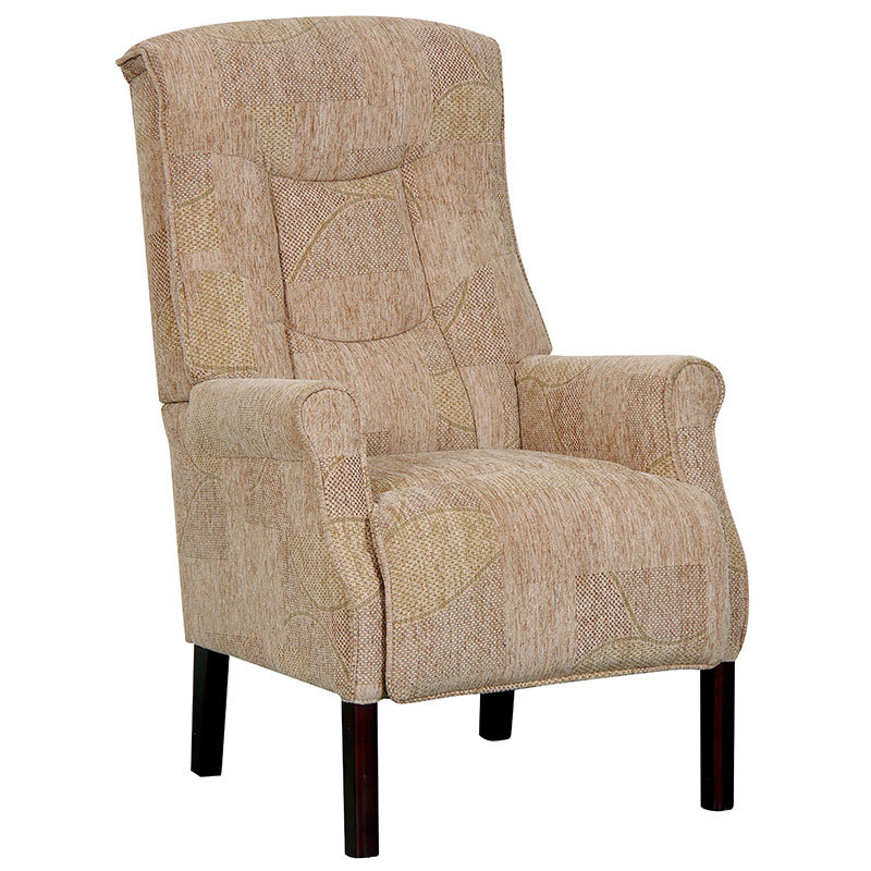Dorset Fireside Chair With Easy Grip Armrests Careco