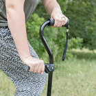 Steady & Sure Grip Cane with Handle