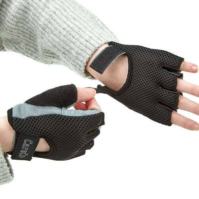 Gel Padded Wheelchair Gloves