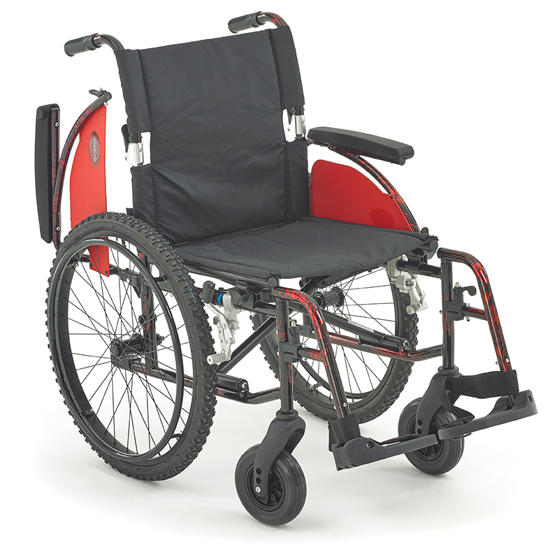 Outlander All Terrain Sp Wheelchair Manual Wheelchairs