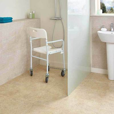 Allure Folding Shower Chair