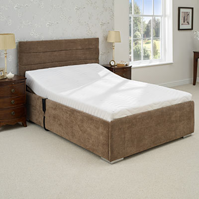 4ft 6inch Westminster Deluxe bed position