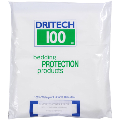Deep Single Mattress Cover