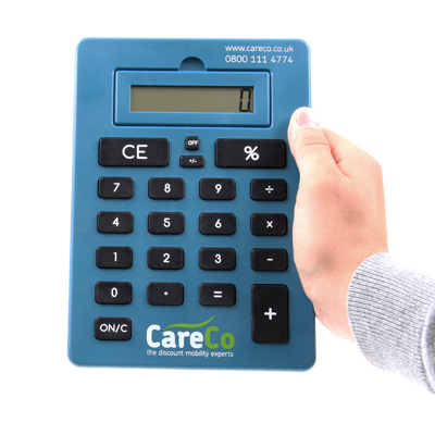 Careco Big Button Calculator Big Button Calculator