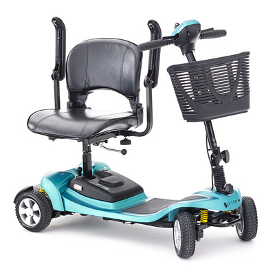 Li-Tech Air Lithium Scooter travel mobility